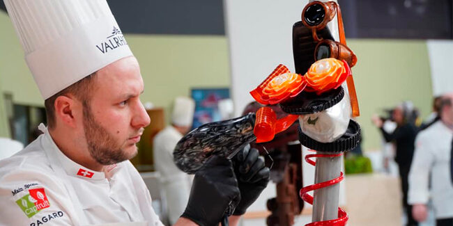 Call for the European Pastry Cup for this coming January in Europain
