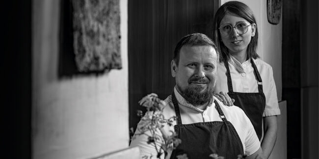 Szilárd Tóth and Csenge Dusha: 'We believe in preserving both food and heritage'