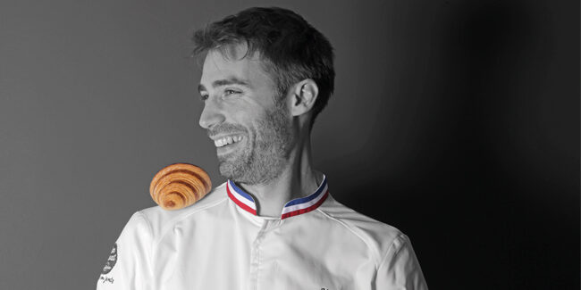 Matthieu Atzenhoffer: 'Competitions have allowed me to be much more effective.'