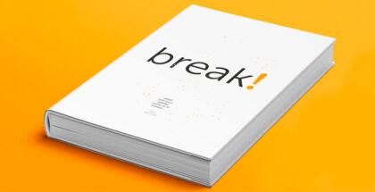 Break by Eric Ortuño cover