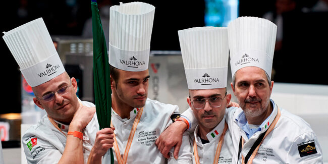 How to win the World Pastry Cup? Alessandro Dalmasso's vision