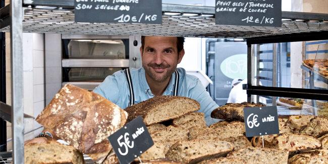 Kopain, Christophe Michalak's dream bakery