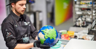 World Chocolate Masters competition
